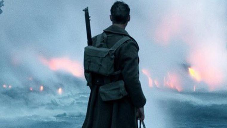 Dunkirk   Novo filme de Christopher Nolan ganha seu primeiro pôster
