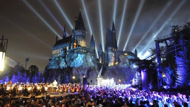 Harry Potter   Evento no Universal Studios vai contar com exposição da saga