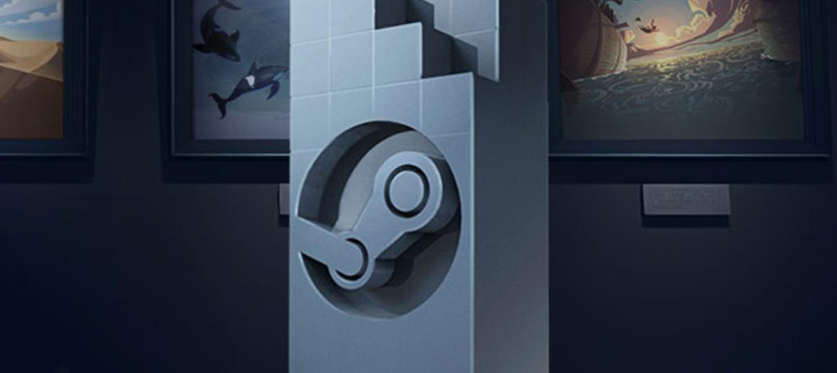Valve revela os indicados ao Steam Awards 2016