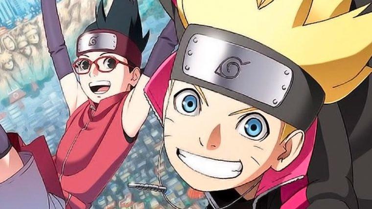 Boruto | Continuação de Naruto ganhará anime