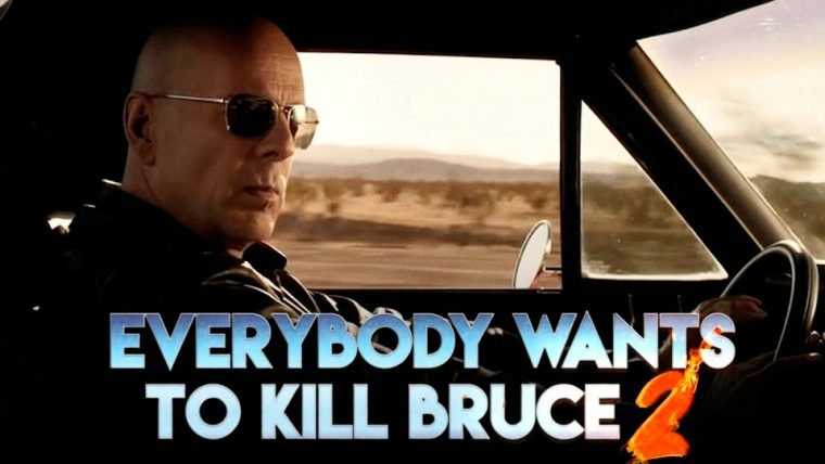 Assista à sequência de Everybody Wants to Kill Bruce