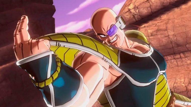 Dragon Ball | Visual de Nappa como Super Saiyajin 3 é finalmente revelado em jogo