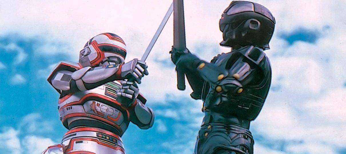 Jaspion e MacGaren retornam em filme de Dekaranger contra Gavan
