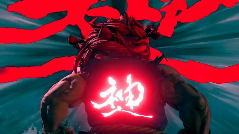 Street Fighter V | Akuma é oficializado como novo lutador