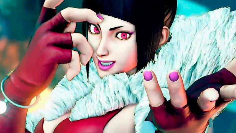 Street Fighter V   Capcom anuncia novas roupas de Natal