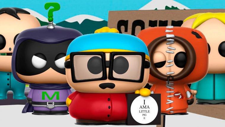 South Park ganhará figuras Funko POP!