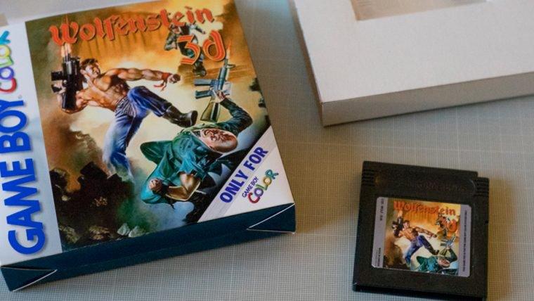 Veja Wolfenstein 3D rodando perfeitamente em um Game Boy Color!
