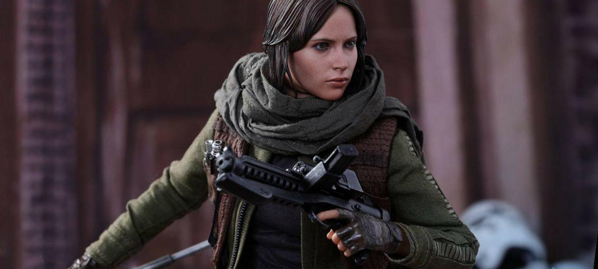 Rogue One | Veja imagens do colecionável de Jyn Erso da Hot Toys