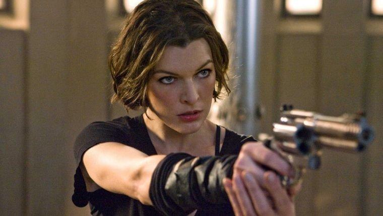 Milla Jovovich resume acontecimentos dos filmes de Resident Evil em apenas 3 minutos