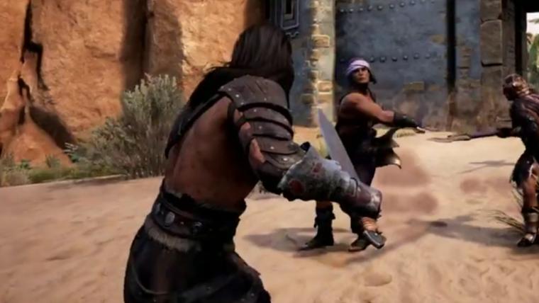 Conan Exiles | RPG de mundo aberto do Conan ganha vídeo detalhando a construção de bases