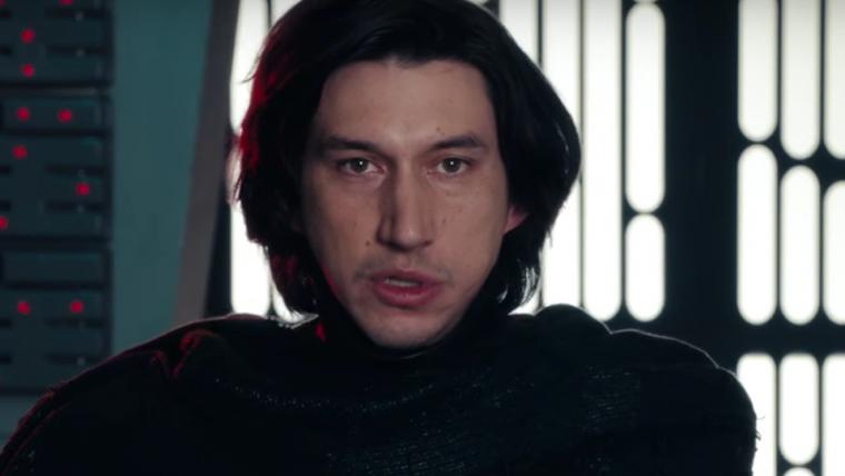 Star Wars VIII | Adam Driver diz que veremos lado