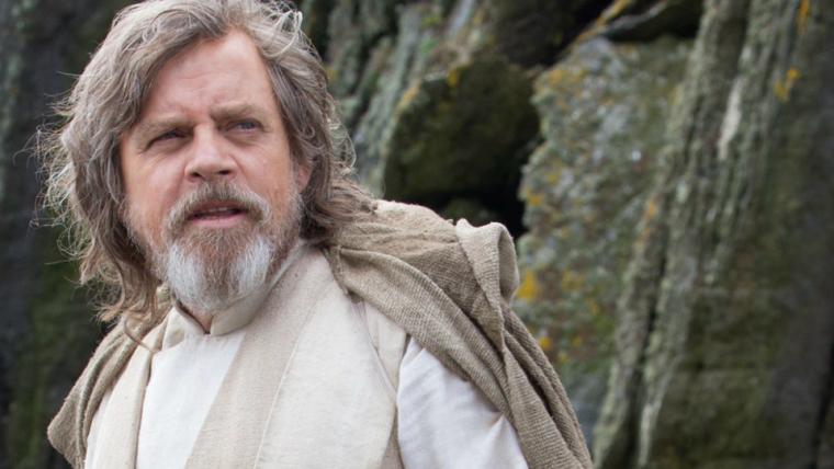 Star Wars: The Last Jedi   Mark Hamill reage ao título do filme