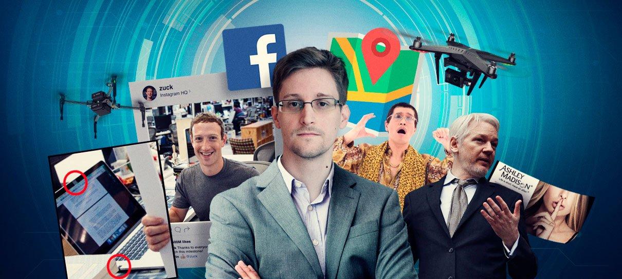 Privacidade Online Não Existe