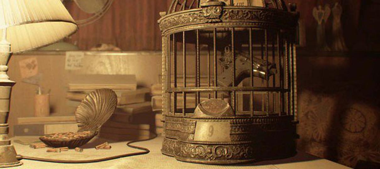 Resident Evil 7 terá DLC de história gratuita