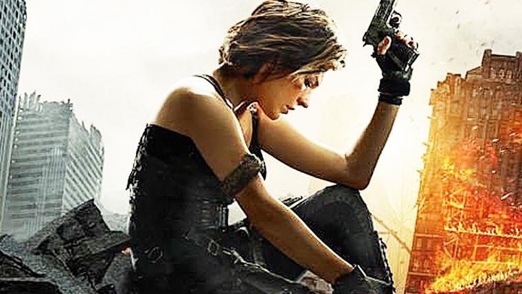Bilheteria EUA   Resident Evil desaponta e Fragmentado continua na liderança