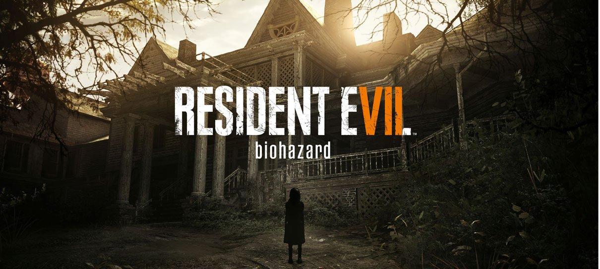 Resident Evil 7: Biohazard!