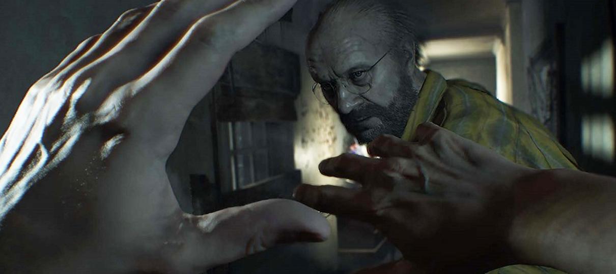Resident Evil 7 | Capcom enviou 2,5 milhões de cópias para as lojas