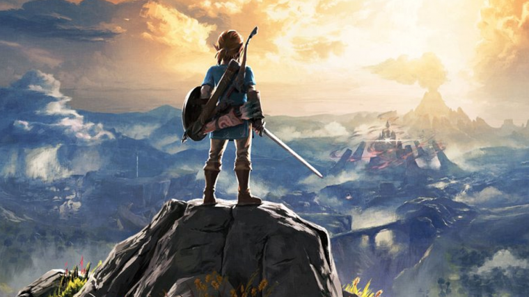 Zelda: Breath of the Wild | Vídeo compara as versões de Wii U e Switch