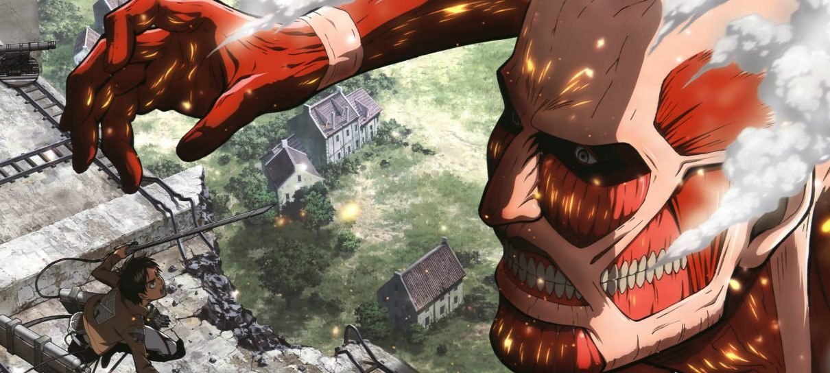 Attack on Titan | Warner está interessada em produzir um filme live action