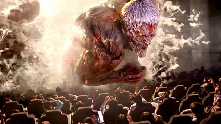 Universal Studios Japan terá novas atrações de Attack on Titan, Evangelion e outros animes