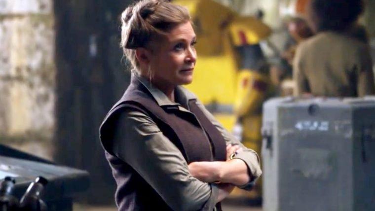 Star Wars | Lucasfilm diz que não planeja recriar Carrie Fisher digitalmente