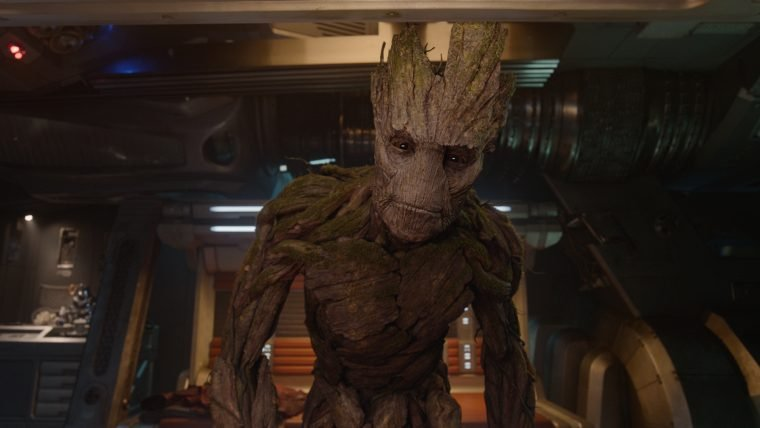 Vin Diesel fala sobre um possível filme do Groot