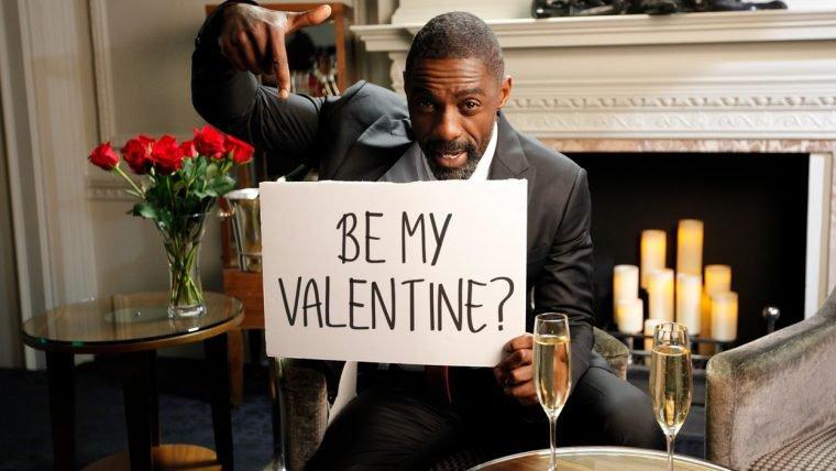 Idris Elba quer ter um encontro com você (por uma boa causa)