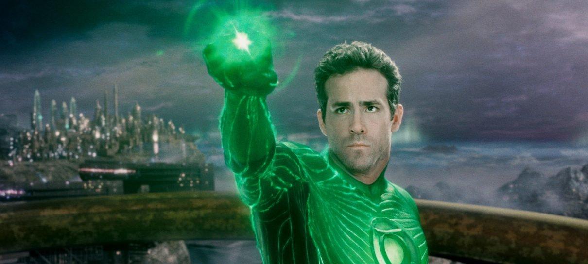 Lanterna Verde | Ryan Reynolds e Bradley Cooper são cogitados para o filme [RUMOR]
