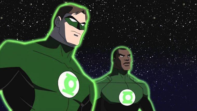 Tropa dos Lanternas Verdes | Hal Jordan e John Stewart serão os protagonistas do filme