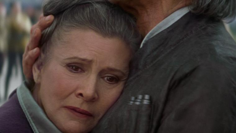 Disney está negociando com a família de Carrie Fisher para ter Leia nos próximos filmes [RUMOR]