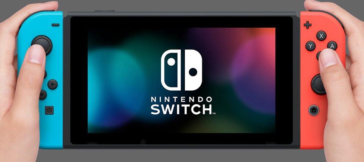 Switch   Todos os detalhes do novo console da Nintendo