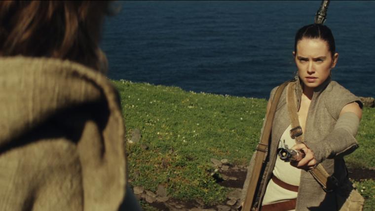 Star Wars: The Last Jedi   Rian Johnson fala sobre as referências do filme