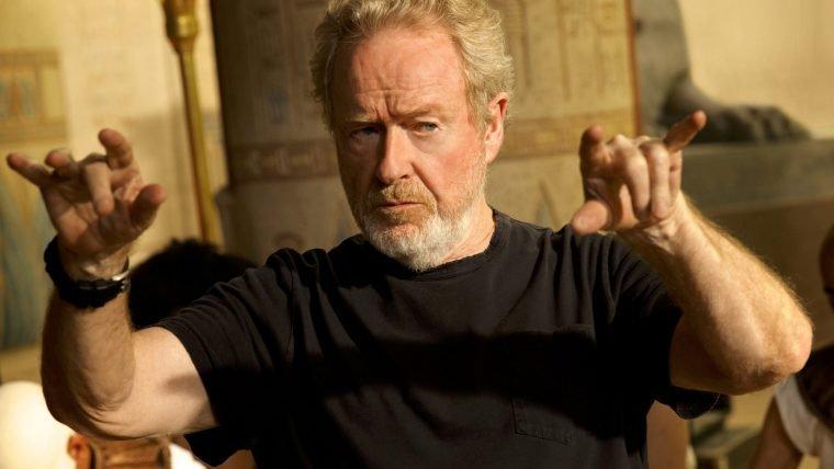 Só no veneno: Ridley Scott alfineta os filmes de super-herói