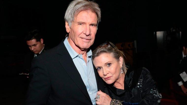 Carrie Fisher queria que Harrison Ford cantasse em sua homenagem durante o Oscar