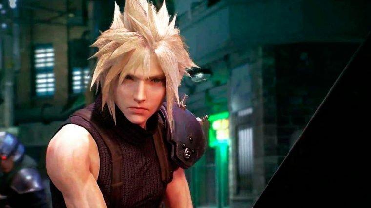 Final Fantasy VII Remake celebra 20 anos do jogo original com nova arte conceitual [Atualizado]