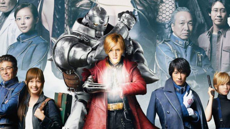 Fullmetal Alchemist   Heróis e vilões ilustram o novo pôster do live-action