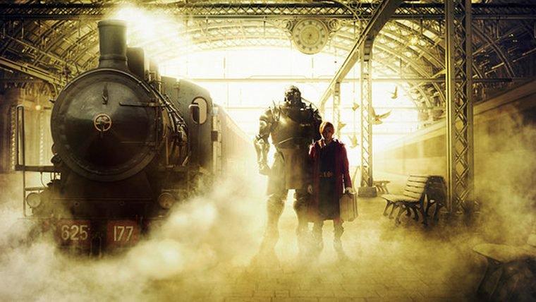 Fullmetal Alchemist   Ed e Al aparecem em novas imagens do live-action