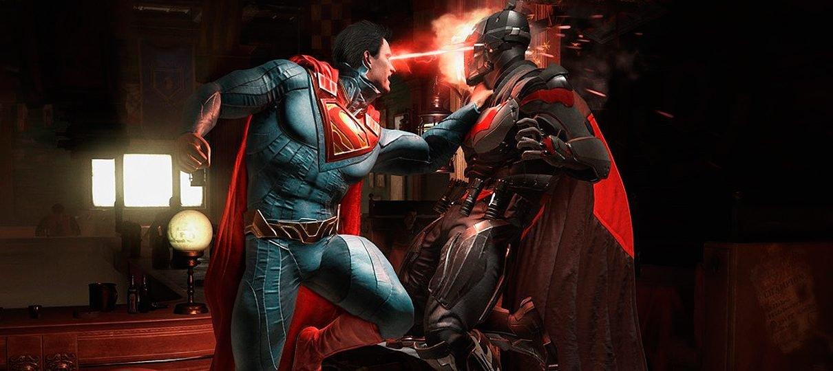 Injustice 2   Ed Boon desmente data de lançamento [Atualizado]