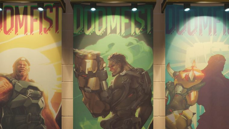 Overwatch | Dwayne Johnsson também quer Terry Crews dublando Doomfist