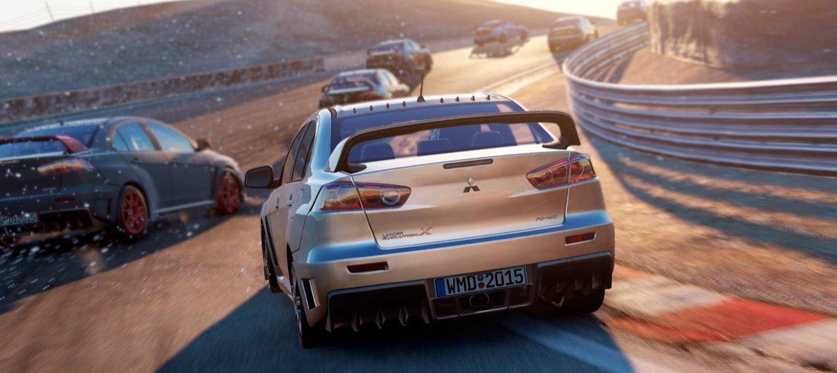Project CARS 2 será lançado apenas no segundo semestre, afirma desenvolvedor
