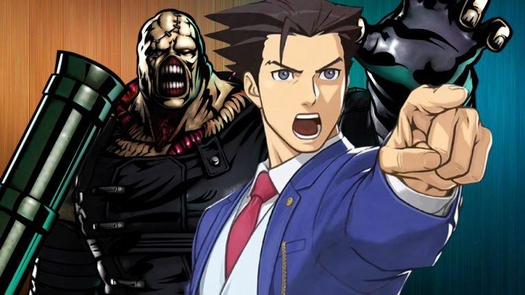 Resident Evil e Ace Attorney recebem bebidas alcoólicas temáticas no Japão