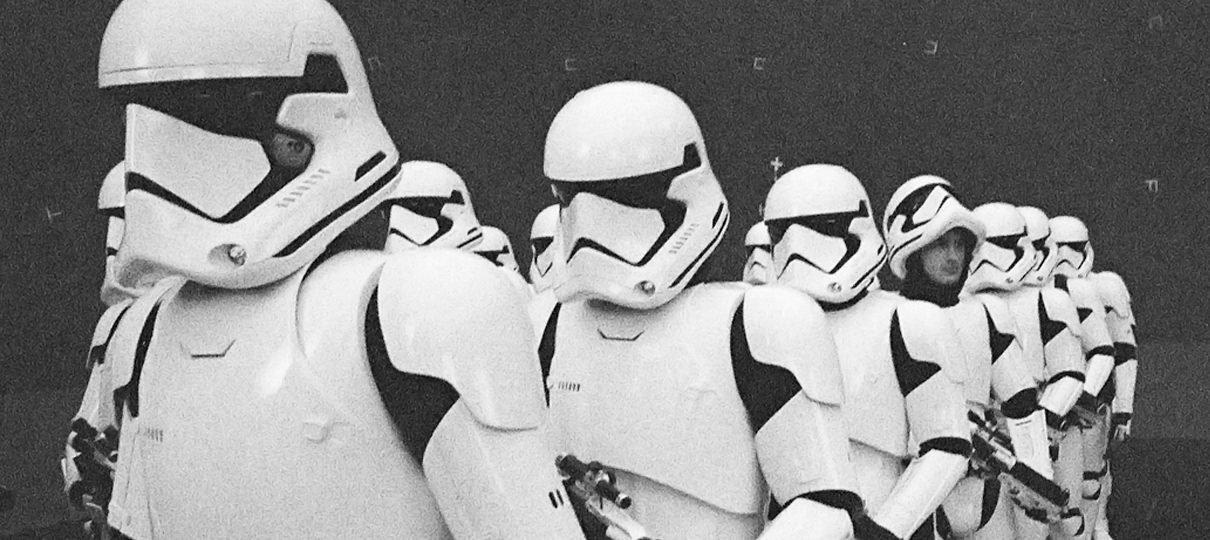 Star Wars: The Last Jedi | Diretor compartilha imagem dos bastidores