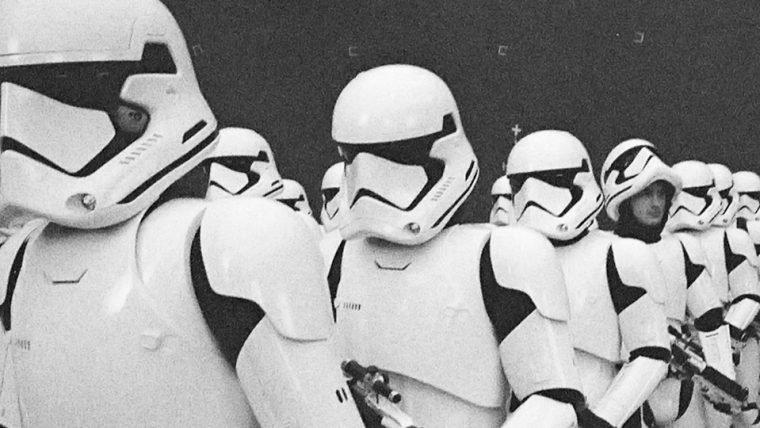 Star Wars: The Last Jedi   Diretor compartilha imagem dos bastidores