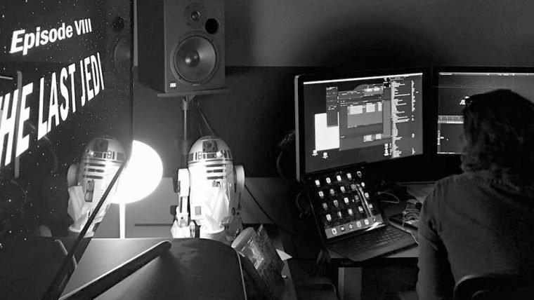 Star Wars: The Last Jedi   Diretor compartilha imagem do letreiro de abertura