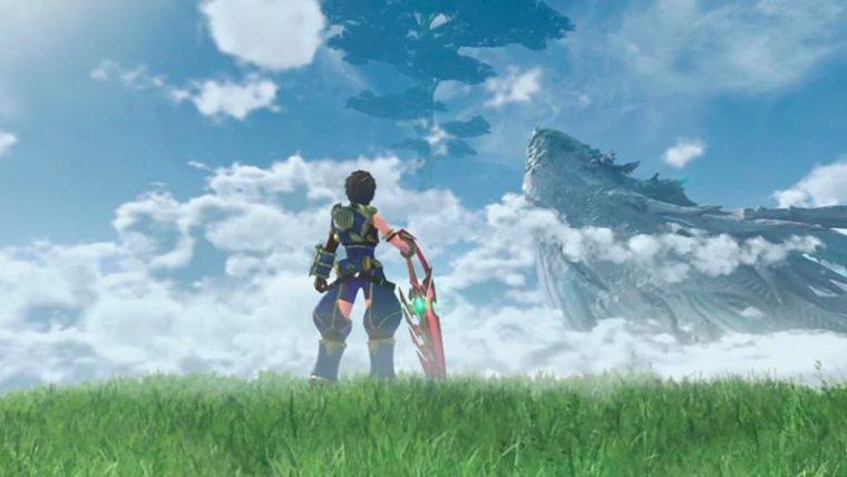 Xenoblade Chronicles 2 é anunciado para o Switch; assista ao trailer