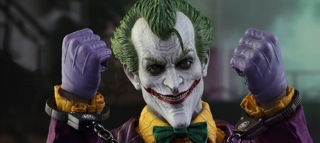Hot Toys anuncia action figure do Coringa da série Arkham
