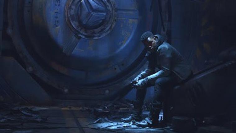 Círculo de Fogo 2 | John Boyega publica nova imagem do filme