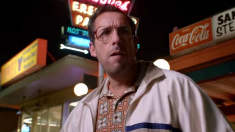Adam Sandler é um empresário em Hollywood no novo filme da Netflix