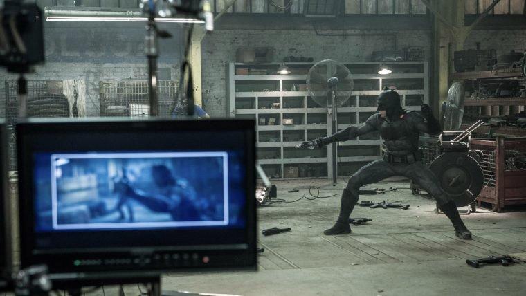 Batman vs Superman | Fotos dos bastidores revelam mais sobre uma das cenas de luta