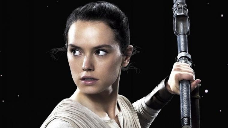 Star Wars: Os Últimos Jedi | Chris Pratt e J.J Abrams também querem arrancar spoilers da Daisy Ridley
